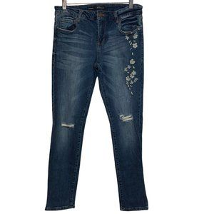 STS Blue Taylor Tomboy Slim Distressed Jeans